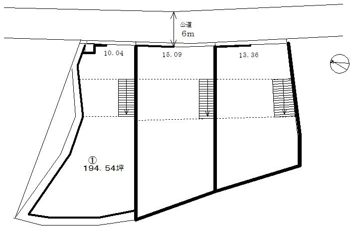 成田市売地 米野(中台隣接)第4期開発分譲地