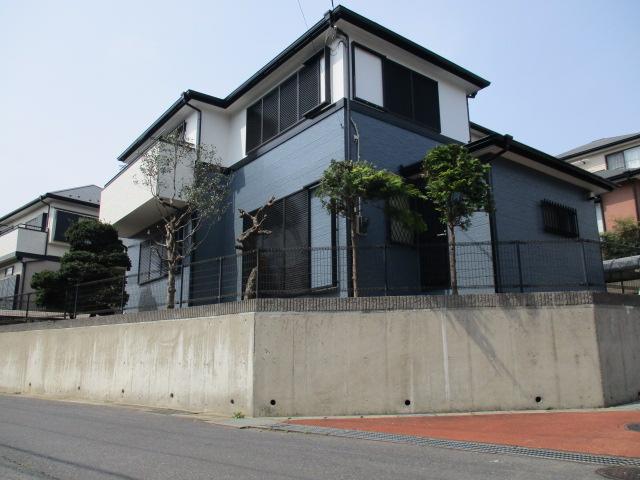 成田市囲護台の貸家